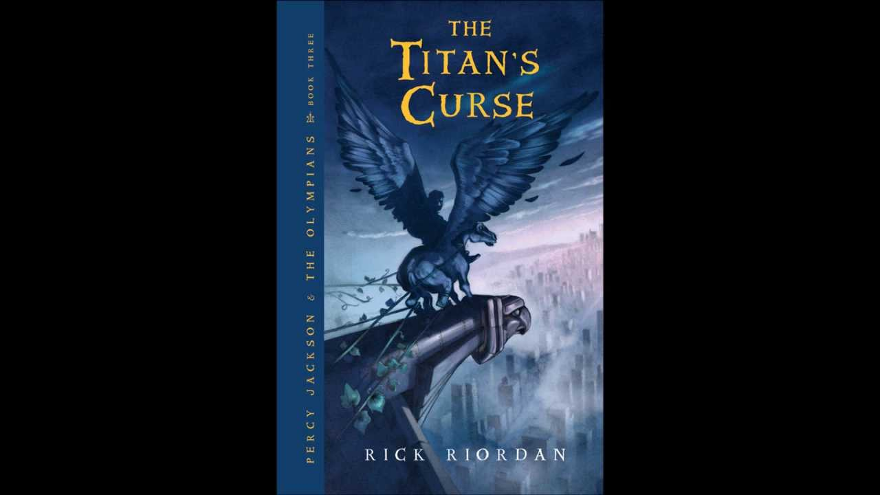 the titans curse percy jackson the olympians book 3