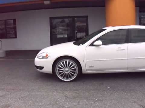 rimtyme hampton 2006 impala on 22 dub roulette wheels in. Black Bedroom Furniture Sets. Home Design Ideas