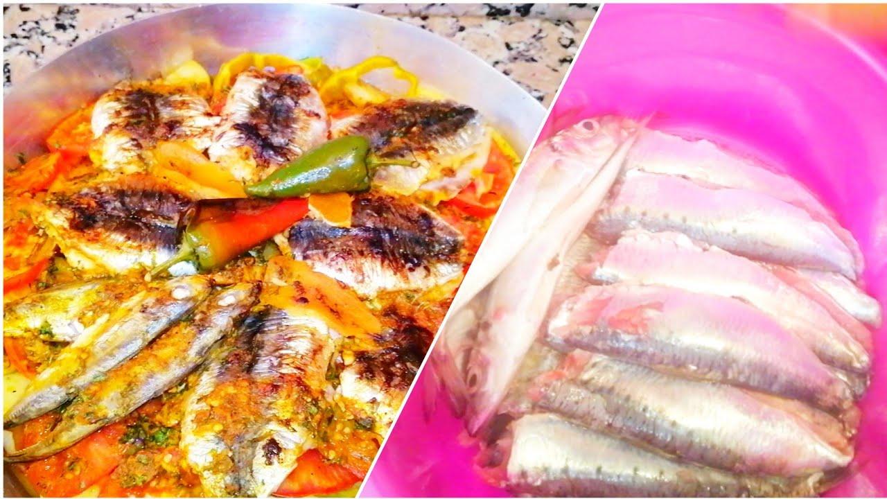 صينية السمك في الفرن بتتبيلة رائعة تيتحضر في 10 دقائق لاتفوتوا Youtube Food Meat Pork