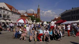 FLASHMOB Oda do radości (Ode to Joy)   UMFC Białystok, 21.05.2017