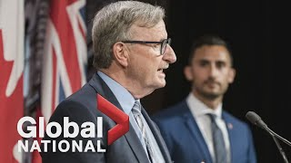 Global National: May 30, 2021 | Ontario's top doctor moves on as Canada still grapples with COVID-19