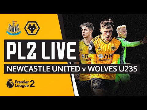 LIVE | Newcastle U23s v Wolves U23s