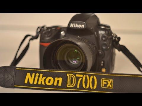 Nikon D700 -