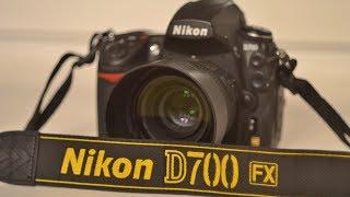 Nikon D700 - полный кадр б/у с Ebay