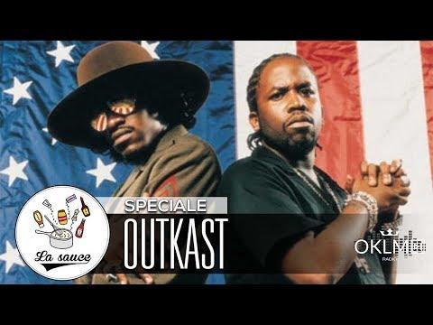 OUTKAST : Quel est le meilleur album du groupe ? - #LaSauce sur OKLM Radio 05/03/17