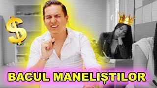 BACUL MANELISTILOR - PROBA SCRISA