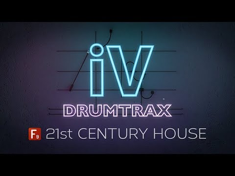 F9 Drumtrax iV 21st Century House Walkthrough - With James Wiltshire