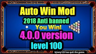 New Auto Win hack mod 2018 New Version 4.0.0  100% working
