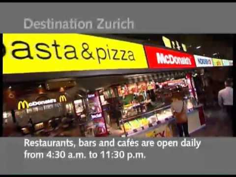 Welcome to Zurich Airport