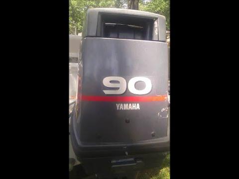 Yamaha 90HP Tilt Trim Motor Replacement 90TLRY