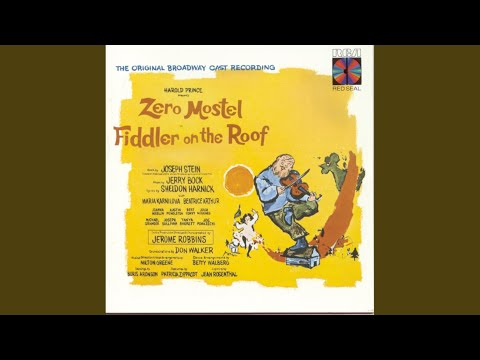Fiddler On The Roofdo You Love Me Lyrics