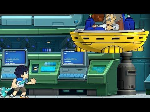 Mega Man 11 - Part 1 - Block Man & Acid Man (No Damage / Superhero)