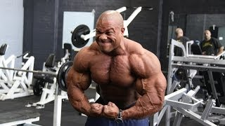 Bodybuilding Motivation  HD - HOLD STRONG ( The Motivator )