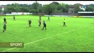 Fußball: 1. Oberndorfer SK - USV Schleedorf, www.gerhardachleitner.at