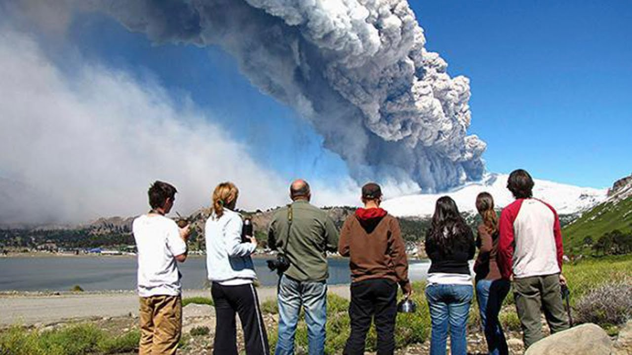 йеллоустонский вулкан последние новости апрель 2018 года