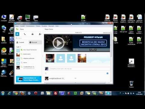 how to change skype account username