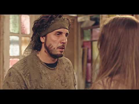 """مسلسل خلصانة بشياكة - اقوى نقاش بين الراجل وزوجته عن """" الكرش """" والجمال !"""