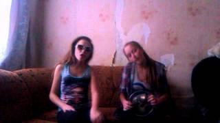 Мама Люба давай-давай(пародия на клип) Ржачь, девку слева прет:))