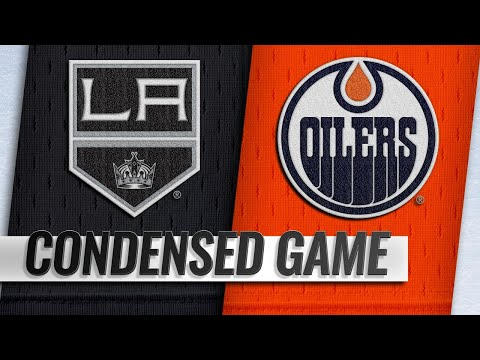 03/26/19 Condensed Game: Kings @ Oilers
