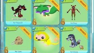 Animal Jam: Funny And Scary Animal Jam Pets