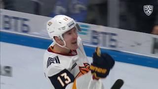 Лучшие голы 7 й недели КХЛ 19 20