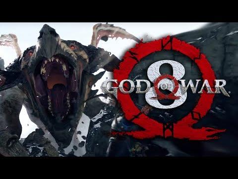 GOD OF WAR 100% Full Story Walkthrough #8 - The Mountain Part2/The Dragon Boss