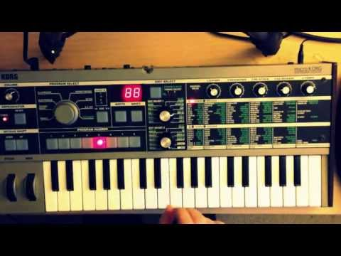 Microkorg Tutorial Part 4: Amp Envelope and Amp Section