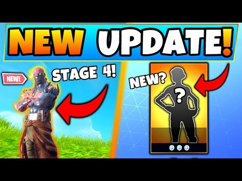 Fortnite PRISONER STAGE 4 + Possible NEW Female Love Ranger Skin?! (Battle Royale Update)