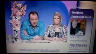 Wróżbita Maciej i Tarocistka Beatrix kosmica tv tvn meteo