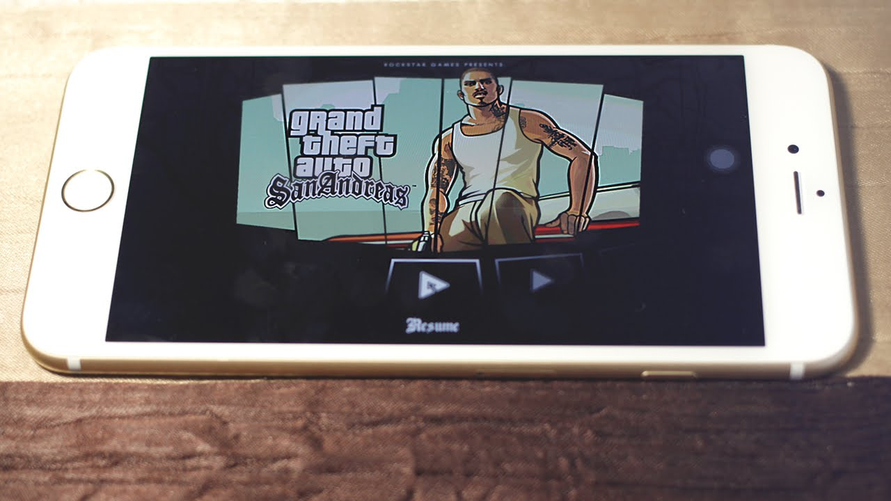 gta san andreas download for iphone free
