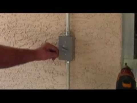 Nec code on weather proof switches complete install 32 youtube aloadofball Choice Image