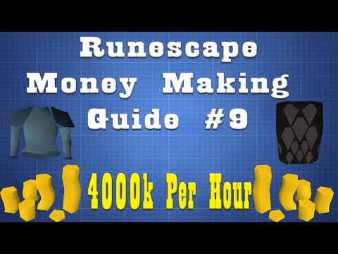 4M+ GP/HR Old School RS High Req Guide | The best money in the game Episode 9