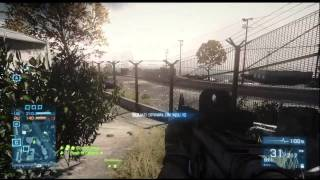Battlefield 3 | Road to Colonel | Game 24 | Deaf, Dumb, - All of the Above