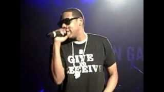 Jay Z (Unreleased Freestyle) Hollywood House of Blues 1