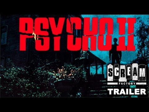 Psycho II (1983) - Official Trailer
