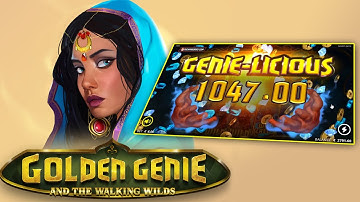 GOLDEN GENIE (NOLIMIT CITY) ONLINE SLOT