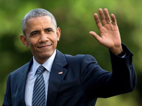 UFO Disclosure 2017- Obama's Last Chance