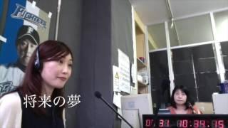 このビデオは 上村あかりさん.