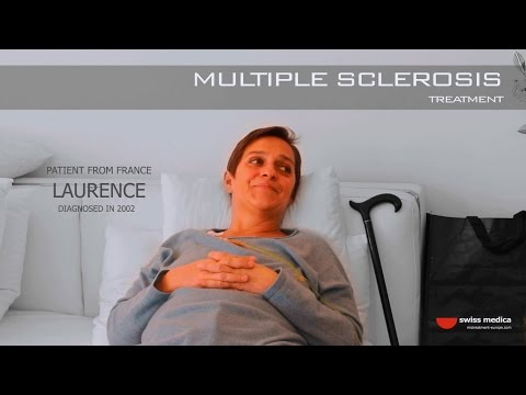 MS treatment Europe patient testimonial