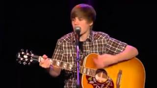 Justin Bieber - One Less Lonely Girl - Acoustic