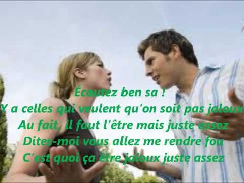 Les femmes sont si compliquées, Étienne Drapeau , Lyrics