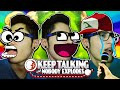 Keep Talking and Nobody Explodes Momentos Pendejos 2.0! - Allahu Akbar!  | DaHorse FT. MAAU