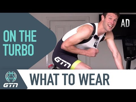 Indoor Cycling Kit Choice | What To Wear On The Turbo Trainer