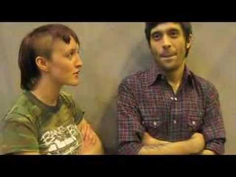 Kerrang! Podcast: Glassjaw GIAN 2008