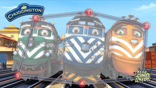 Chuggington Puzzle Stations! - Educaтional Jigsaw Puzzle Game for Kids #3   By Budge Studios