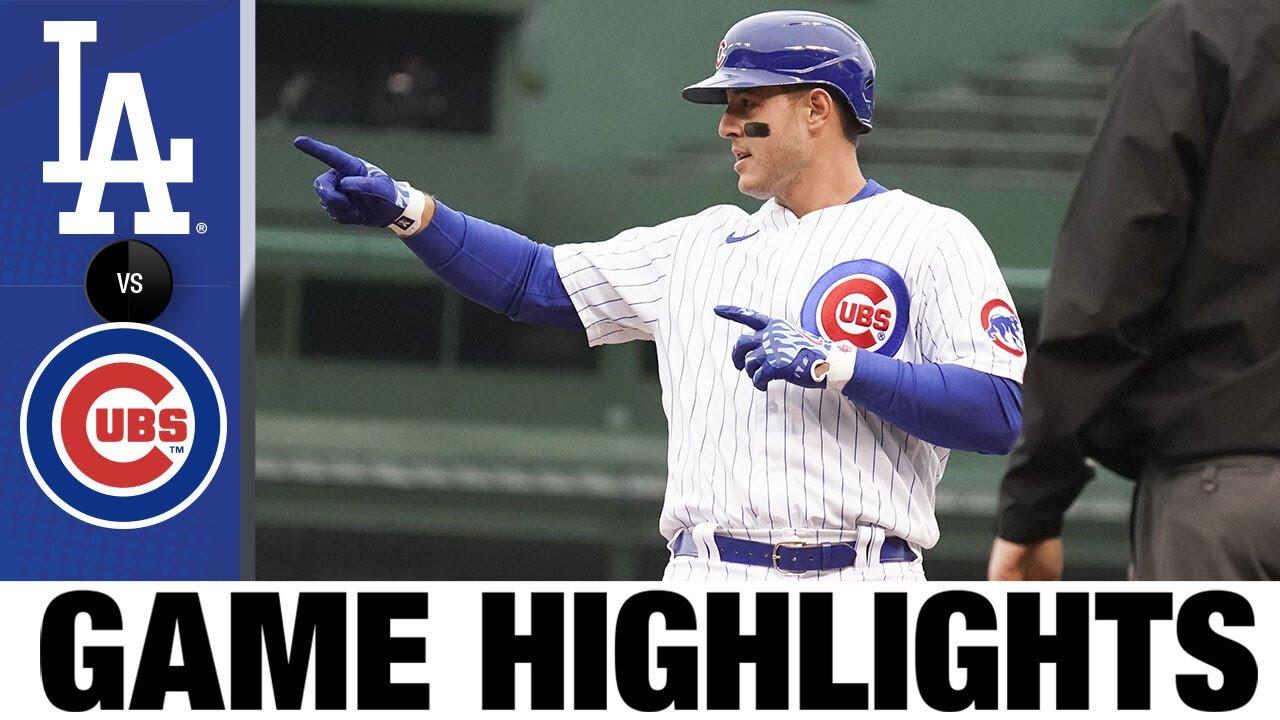 Download Dodgers vs. Cubs Full Game 1 Highlights (5/4/21) | MLB Highlights