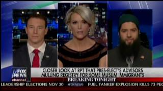 Higbie Pins Internment Camp Comment On Megyn Kelly