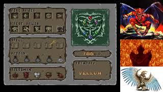 LGWI - Demon's Crest (Secret Boss: Dark Demon)