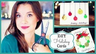 diy holiday cards diydecember day 3