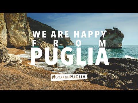 We are happy from Puglia - #WeAreinPuglia